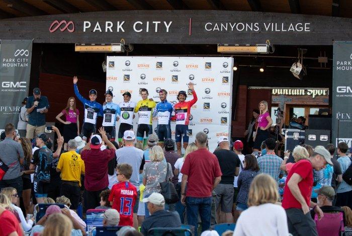 Award Jerseys at Canyons Resort, Park City.