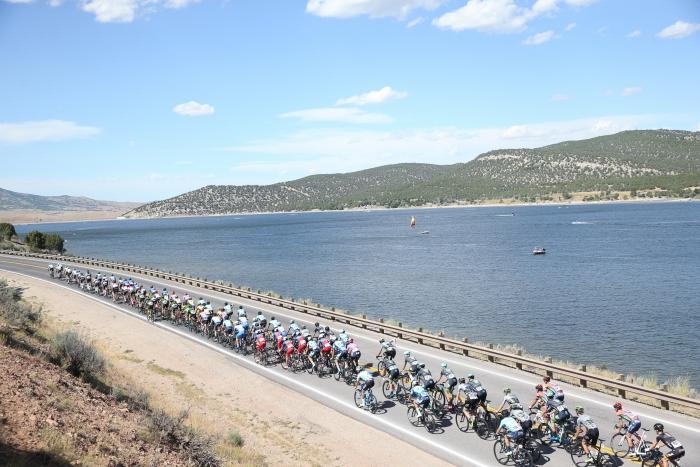 Rockport Reservoir.