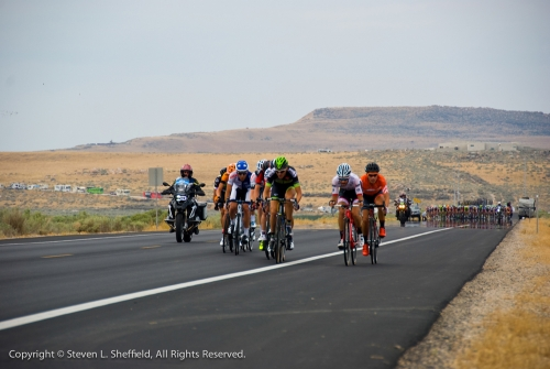 Stage 5 of the 2016 Tour of Utah. Photo by Steven Sheffield, flahute.com