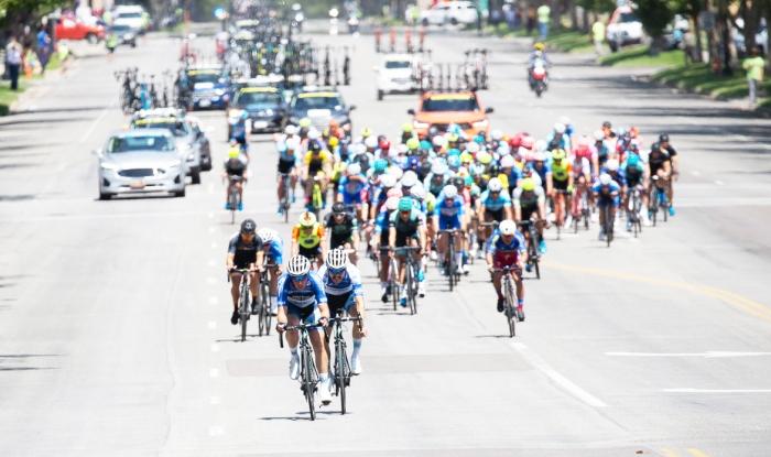 More attacks. Stage 2, 2019 Tour of Utah. Photo by Cathy Fegan-Kim