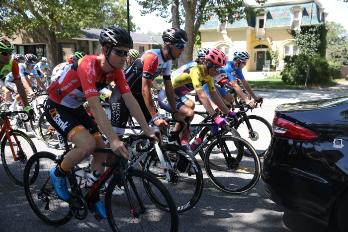 Neutral rollout, Stage 2, 2019 Tour of Utah. Photo by Cathy Fegan-Kim