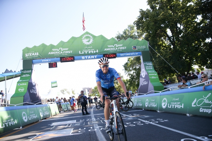 Stage 4, 2019 Tour of Utah. Photo by Cathy Fegan-Kim