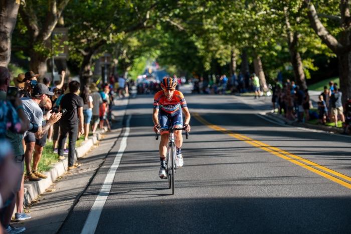 NIPPO-Vini Fantini. Stage 4, 2019 Tour of Utah. Photo by Steven L. Sheffield