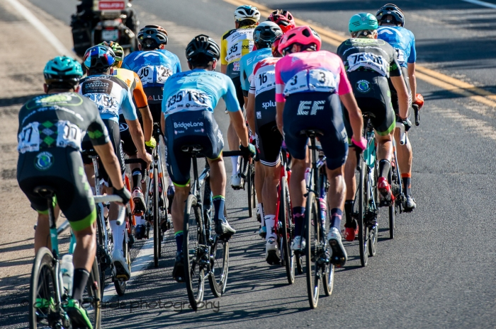 Grupetto. Stage 5 - Canyons Village Park City Mountain Resort, 2019 LHM Tour of Utah (Photo by Dave Richards, daverphoto.com)