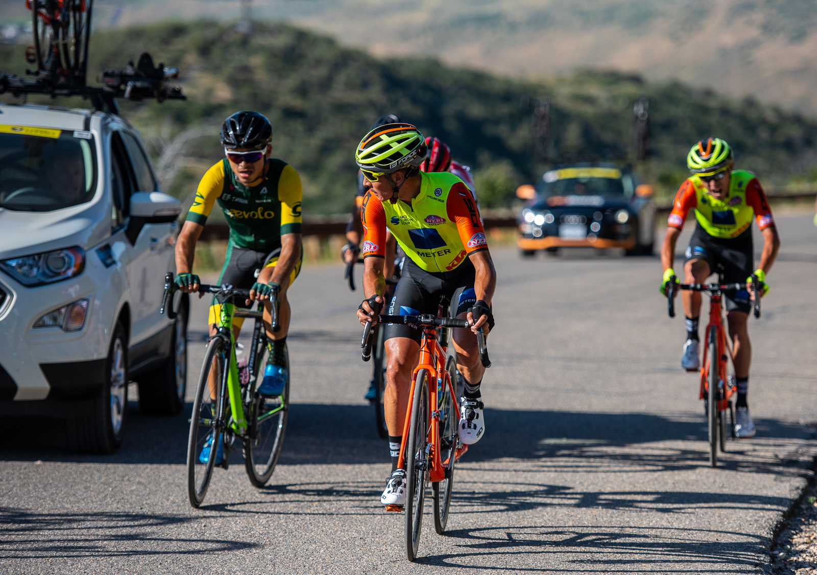 Stage 5, 2019 Tour of Utah. Photo by Steven L. Sheffield
