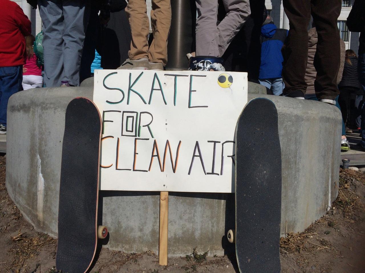 Utah Clean Air Rally 2015 - 013