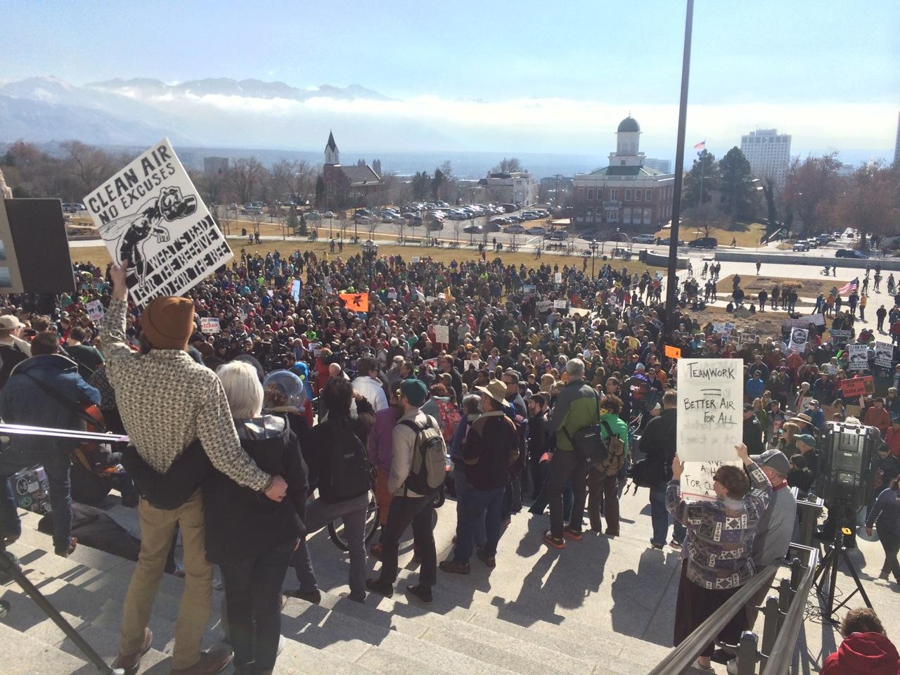 Utah Clean Air Rally 2015 - 015