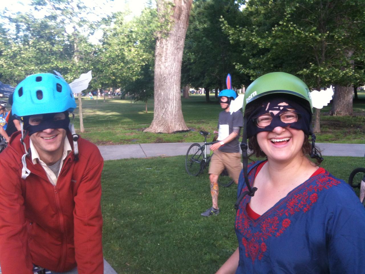 Salt Lake Bike Party June 2013 2