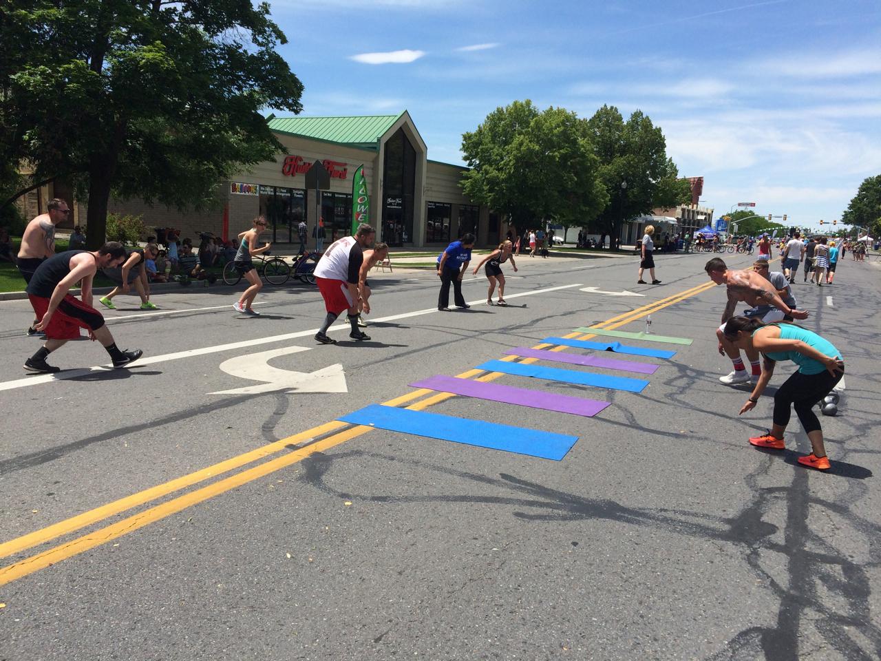 Salt Lake City Open Streets May 31, 2015