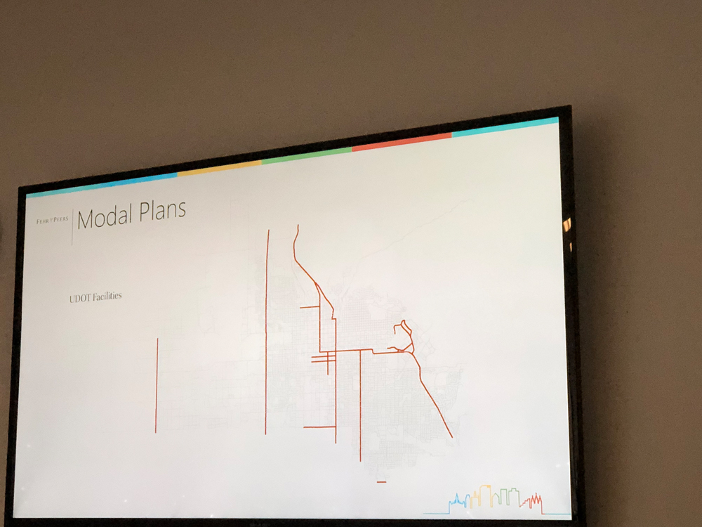 Salt Lake City is working on a plan for 15 new street typologies. From a presentation given to the Bicycle Advisory Committee on September 16, 2019