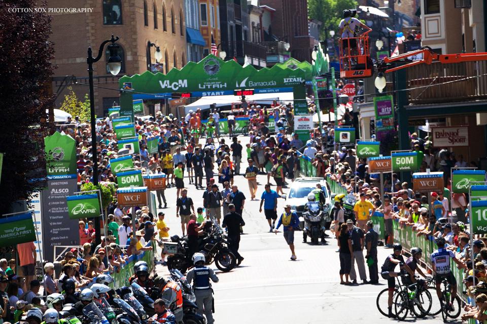 Tour of Utah 2014 Stage 7 1