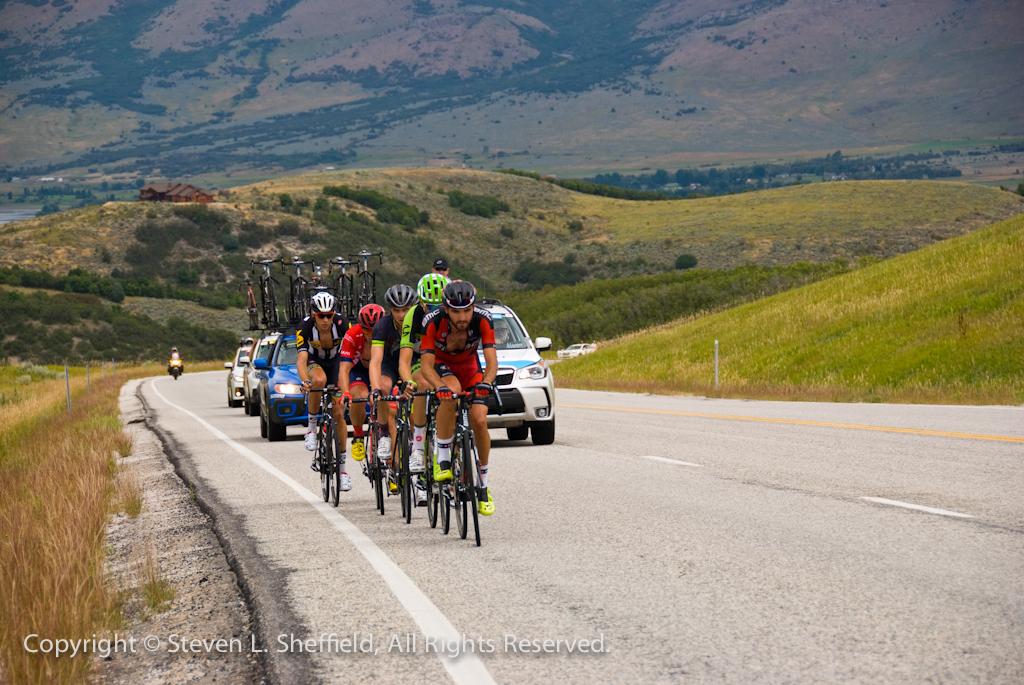 2015 Tour of Utah Stage 3
