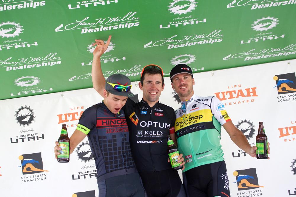 2015 Tour of Utah Stage 4