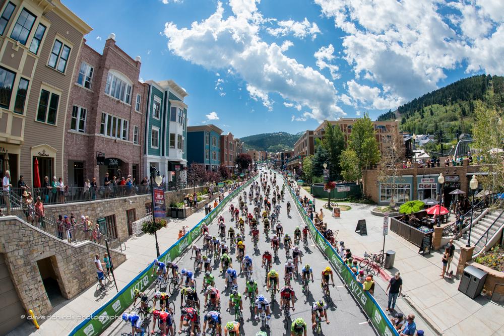 2015 Tour of Utah Stage 7 Start 2