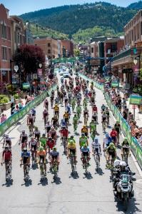 2015 Tour of Utah Stage 7 Start