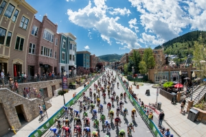 2015 Tour of Utah Stage 7 Start 2