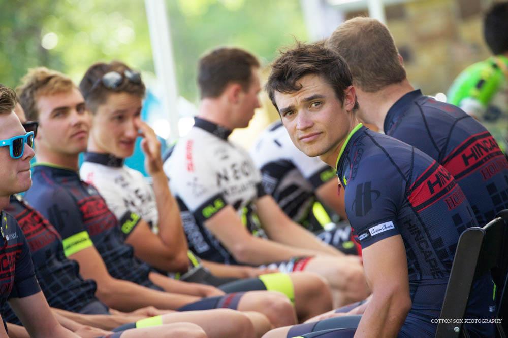Tour of Utah 2015 Team Presentation 1