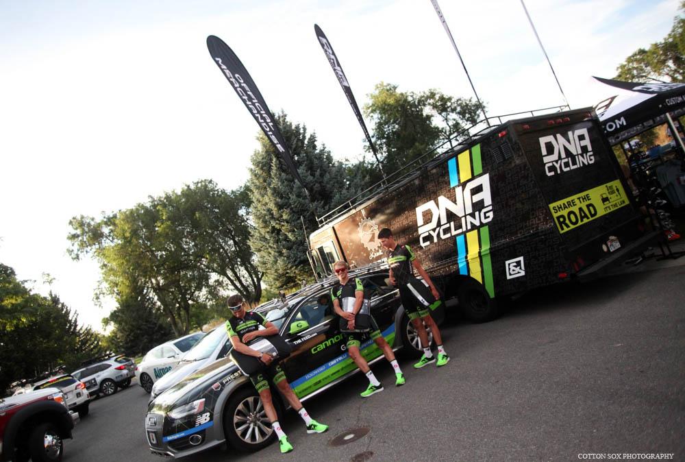 Tour of Utah 2015 Team Presentation 24