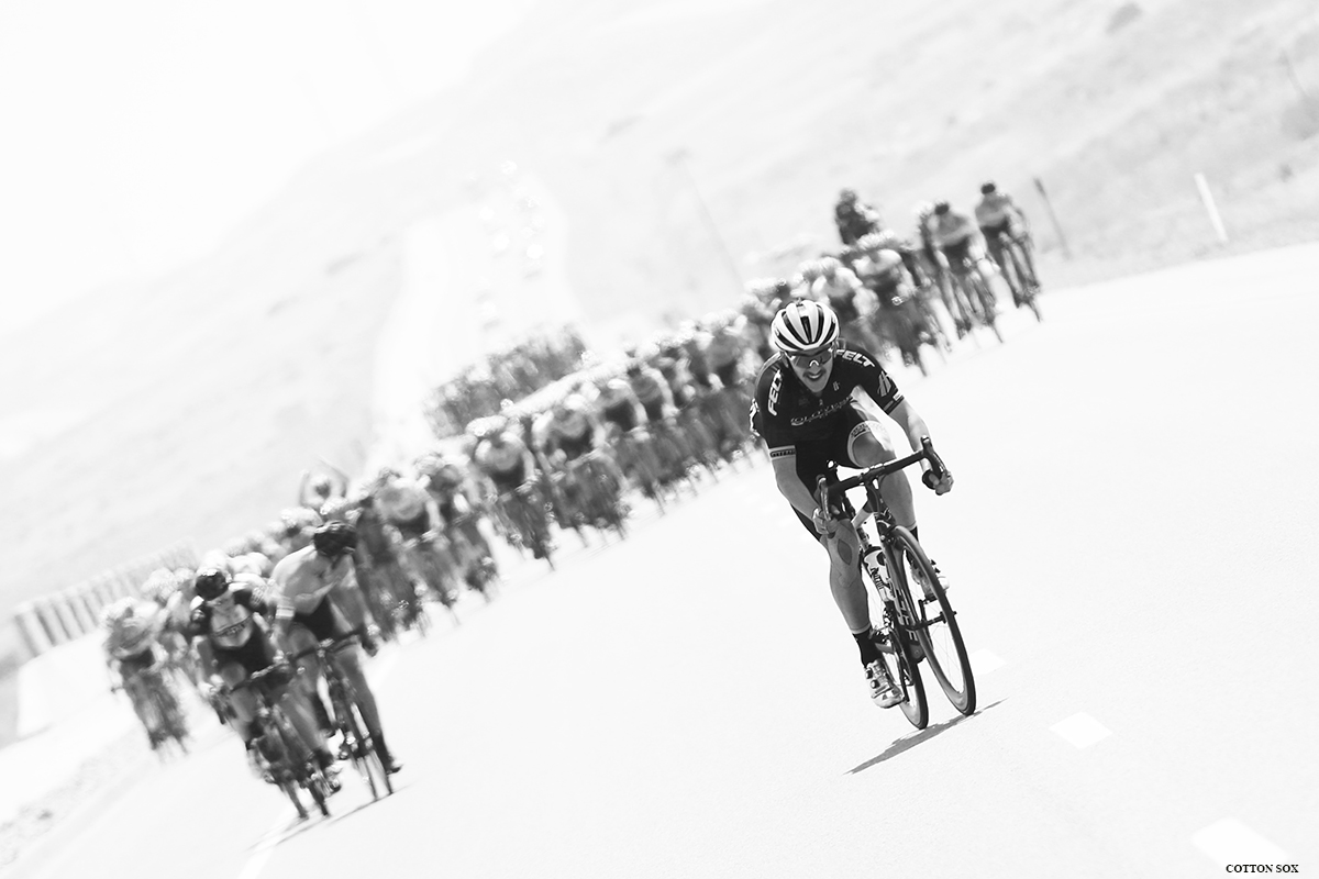 Stage 4 of the 2016 Tour of Utah. Photo: Catherine Fegan-Kim, cottonsoxphotography.com