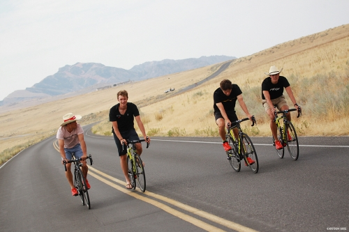 Stage 5 of the 2016 Tour of Utah. Photo by Cathy Fegan-Kim, cottonsoxphotography.com