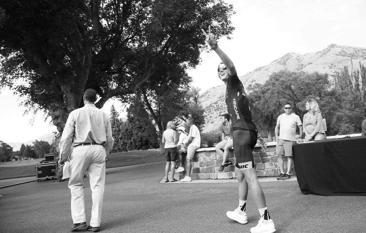 Utah\'s TJ Eisenhart Photo: Catherine Fegan-Kim