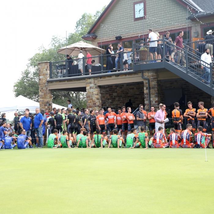 The teams are in Logan, Utah. Photo: Catherine Fegan-Kim