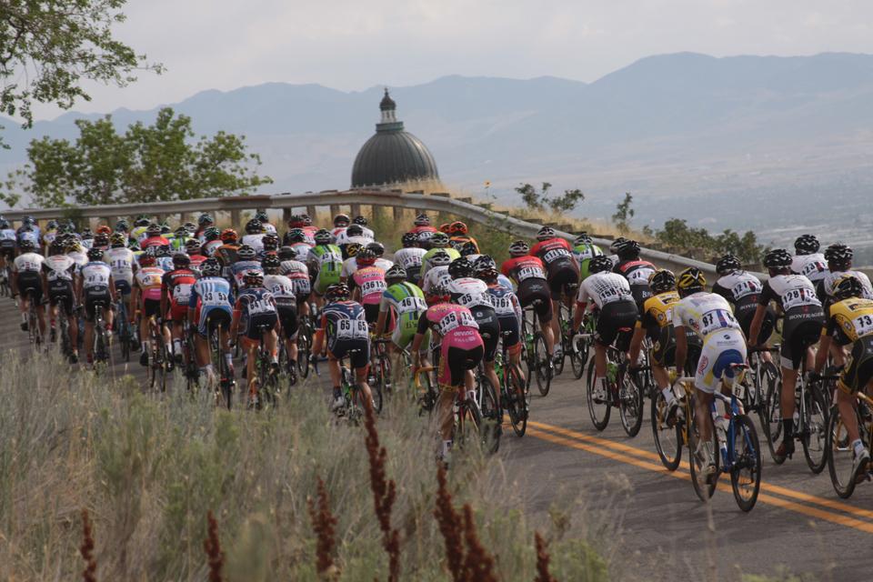Tour of Utah in Salt Lake City 2013