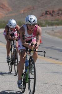 Ali Black was the top Utah woman. She won the 35-39 field. Photo: Asiphoto.com