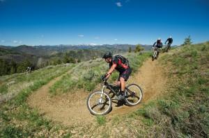 Mountain bike Sun Valley Ketchum