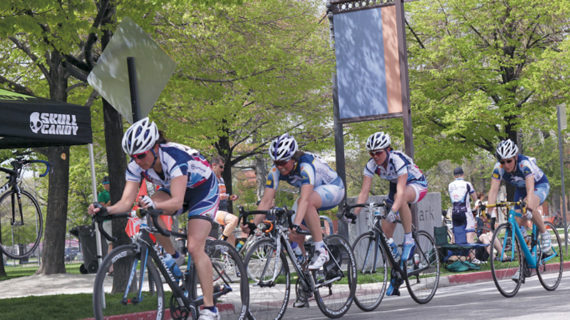 Howat and Booth Crowned Utah State Criterium Champions