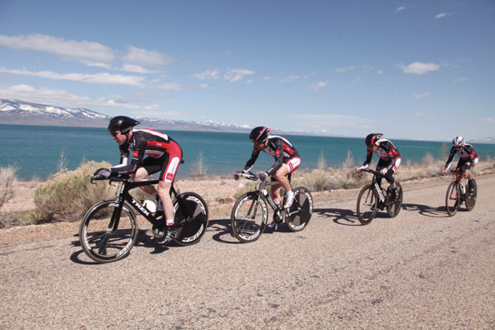 Booth and Howat Win Bear Lake Classic