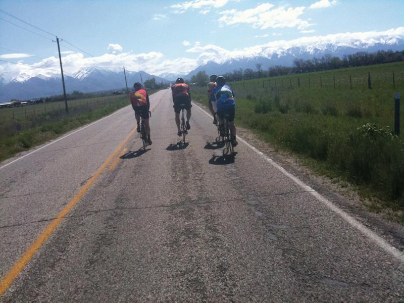 Salt Lake Century Ride
