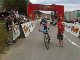 Park City's Keegan Swenson takes second in Swiss MTB Race