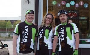 Vegan Bicycle Racers