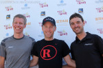 Winners of the last 3 Tours of Utah: Jeff Louder, Levi Leipheimer, and Paco Mancebo