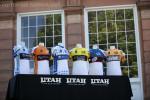 The Tour of Utah Jerseys
