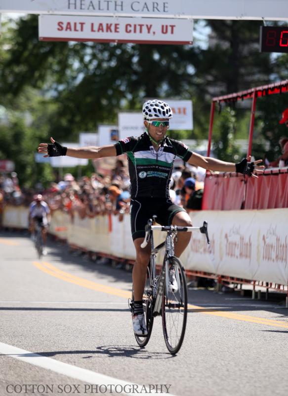Acevedo Wins Stage 4 of the Tour of Utah; Leipheimer retains yellow jersey