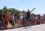 Jack Bauer wins stage 2. Photo: Cottonsoxphotography.com