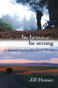 Cover: Be Strong Be Brave by Jill Homer