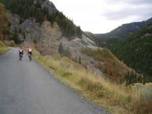 American Fork Canyon bicycle hillclimb