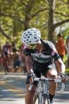 Javier Acevedo won the stage.  Photo: Steven Sheffield.