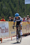 NInth place Tour de France finisher Tom Danielson.  Photo: Steven Sheffield.