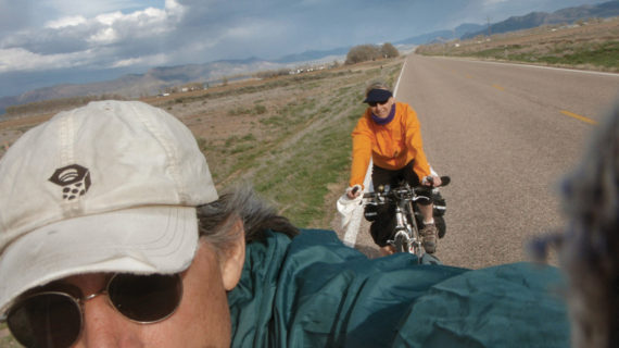 A Short Bicycle Tour of Southwestern Utah and Southeastern Nevada