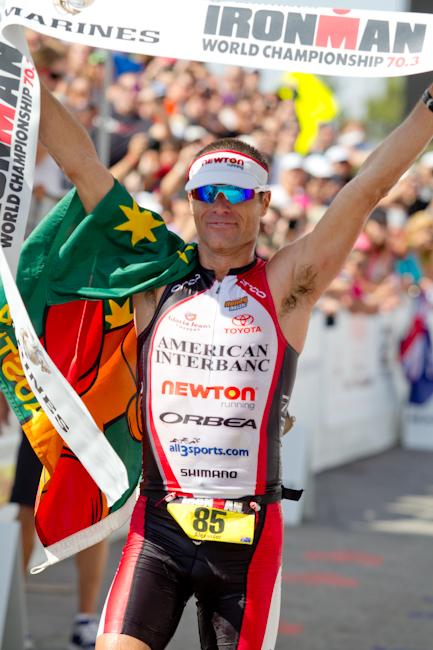 Australians Claim Titles at the 2011 Las Vegas Marine Corps Ironman World Championship 70.3