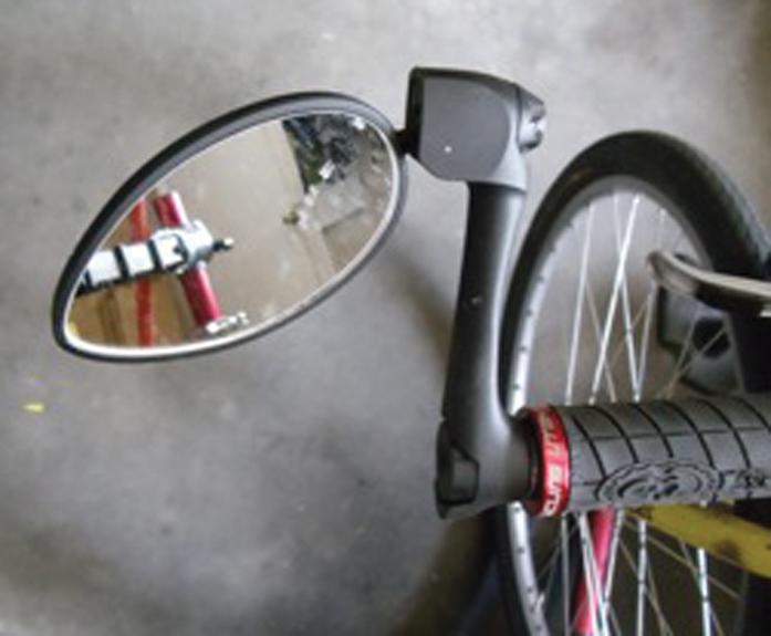 The Urbie mirror.
