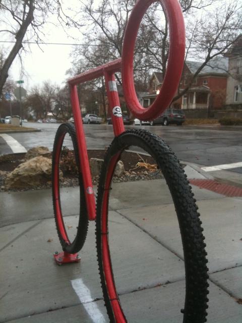 Off Road Bike Rack