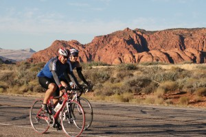 A great route and great support make the Tour de St. George a great ride.