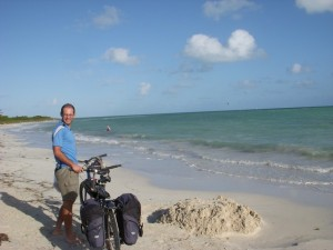 One of the best beaches in the Keys is at the Bahia Honda State Park.