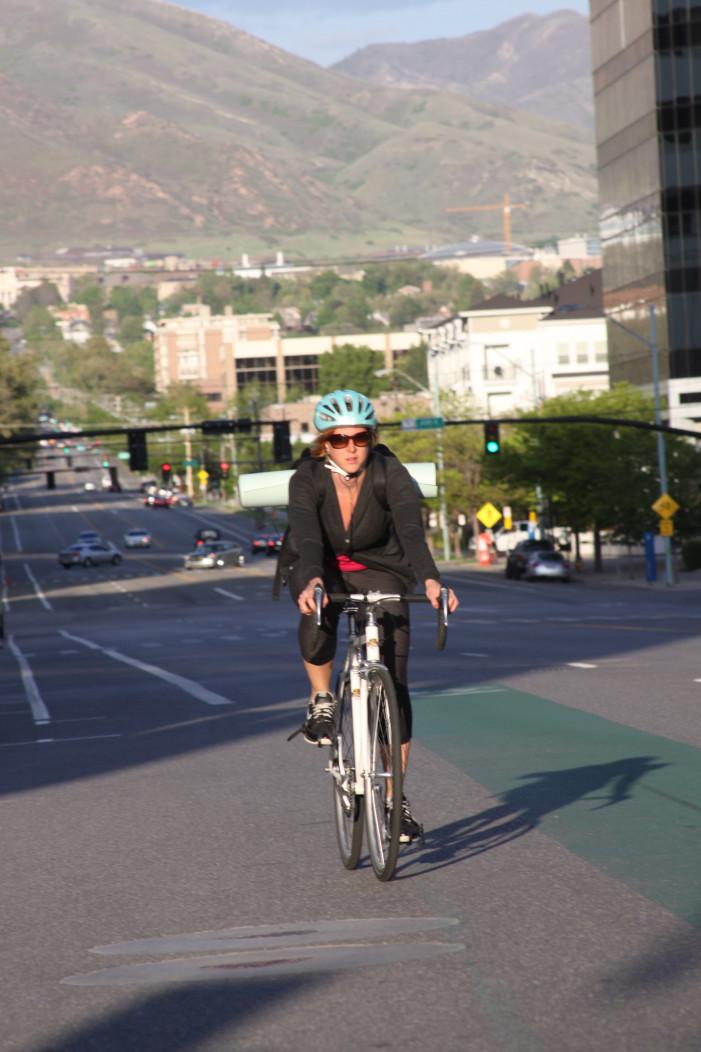 May is Utah Bike Month! Celebrate!