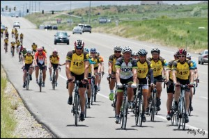 The Huntsman 140 Bicycle Ride